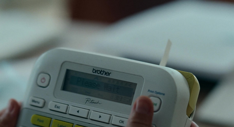 Brother P-touch Label Printer in On the Rocks (2020)