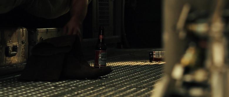 Budweiser Beer of Hugh Jackman as Charlie Kenton in Real Steel (1)