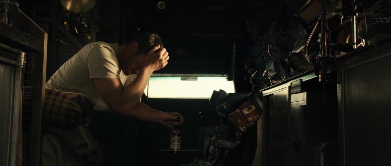 Budweiser Beer of Hugh Jackman as Charlie Kenton in Real Steel (3)