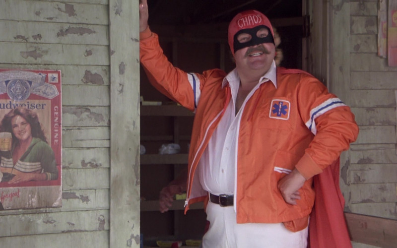 Budweiser Posters in The Cannonball Run (2)