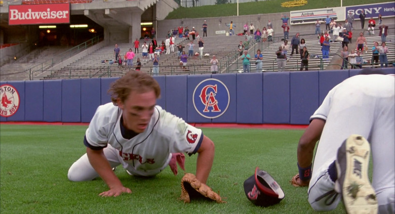 Budweiser Sign in Angels in the Outfield (1994)