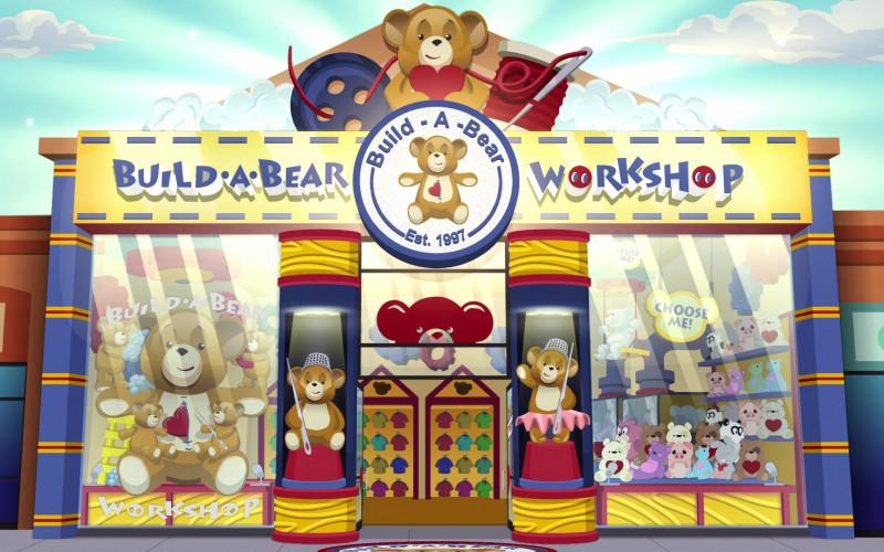 Build-A-Bear Workshop in South Park S24E00 TV Show (1)