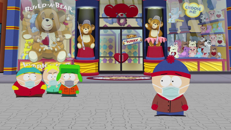 Build-A-Bear Workshop in South Park S24E00 TV Show (3)