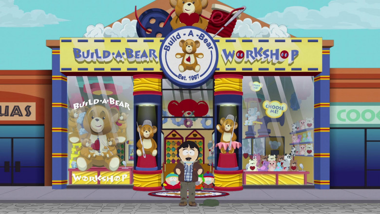 Build-A-Bear Workshop in South Park S24E00 TV Show (6)