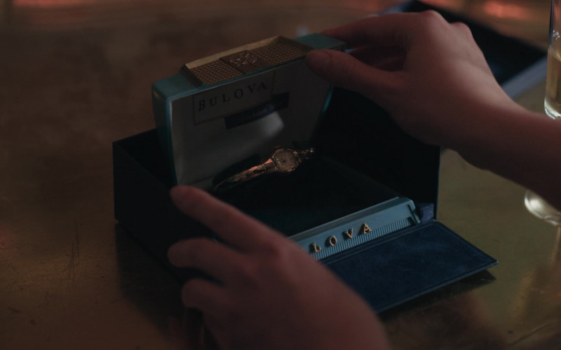 Bulova Watch of Anya Taylor-Joy as Beth Harmon in The Queen's Gambit Episode 4 Middle Game (2020) by Netflix