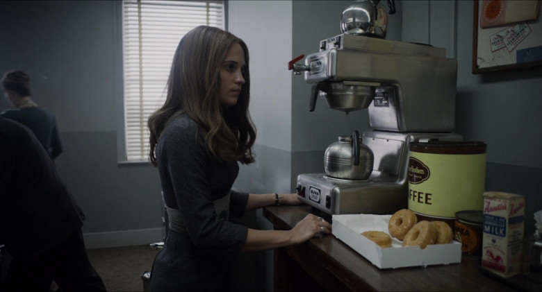 Bunn Coffee Machine Used by Alicia Vikander as Gloria Steinem in The Glorias
