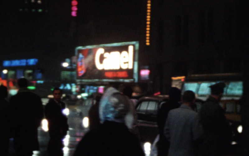 Camel Cigarettes Billboard in The Right Stuff 1983 Film (1)