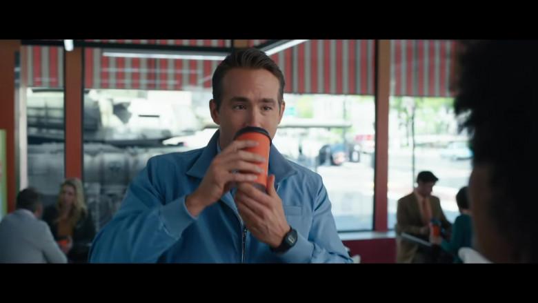 Casio Digital Watch Worn by Ryan Reynolds in Free Guy Movie (1)