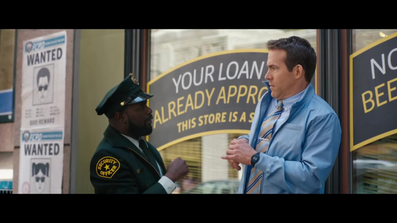 Casio Digital Watch Worn by Ryan Reynolds in Free Guy Movie (2)