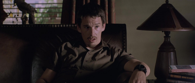Casio G-Shock Watch of Ethan Hawke as Officer Jake Hoyt in Training Day Movie (2)
