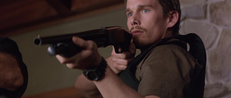Casio G-Shock Watch of Ethan Hawke as Officer Jake Hoyt in Training Day Movie (3)