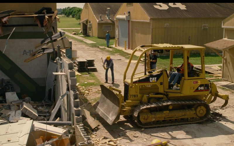 Caterpillar Machine in Idiocracy (2006)