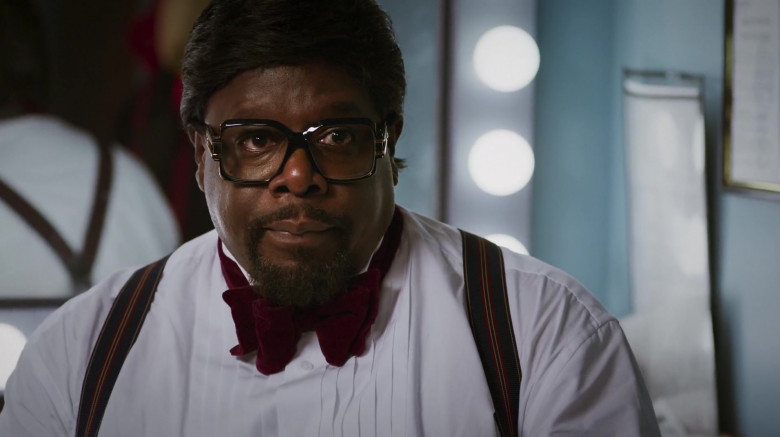 Cazal 623 Legends Glasses of Cedric the Entertainer as Billy G in The Opening Act (1)