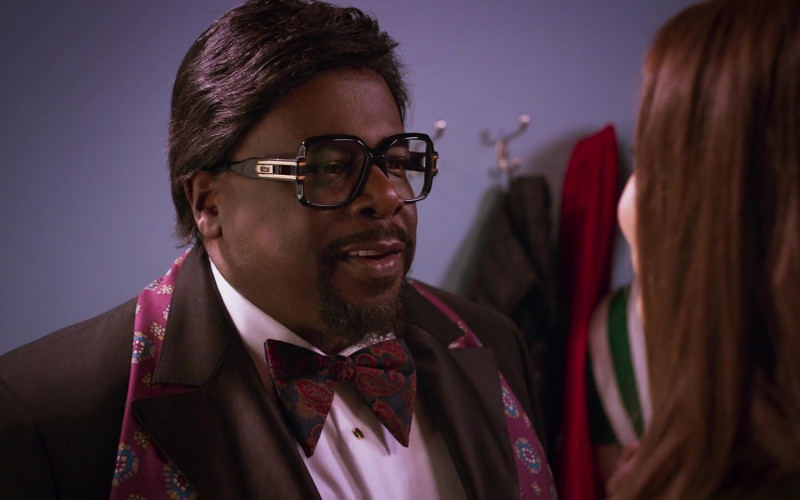 Cazal 623 Legends Glasses of Cedric the Entertainer as Billy G in The Opening Act (4)