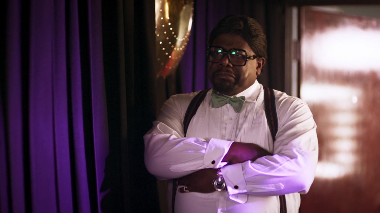 Cazal 623 Legends Glasses of Cedric the Entertainer as Billy G in The Opening Act (5)