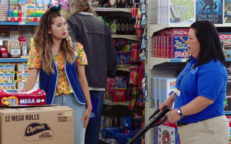 Charmin in Superstore S06E01 Essential (2020)