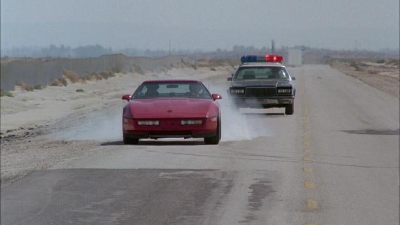 Chevrolet Corvette C4 Car in Cannonball Run II Movie (3)