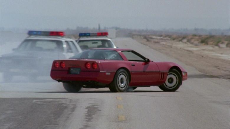 Chevrolet Corvette C4 Car in Cannonball Run II Movie (4)