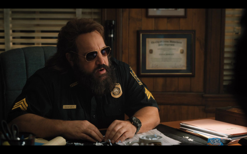 Chips Ahoy! Cookies of Kevin James as Officer Steve Downing in Hubie Halloween (2020)