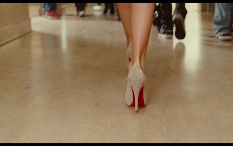 Christian Louboutin Pumps Worn by Cameron Diaz as Elizabeth Halsey in Bad Teacher (2011)