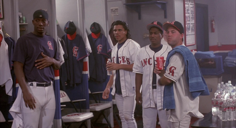 Coca-Cola Drinks in Angels in the Outfield (1)