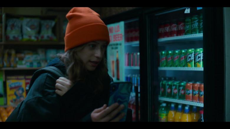 Coca-Cola, Fanta, Mtn Dew, 7Up in Grand Army S01E01 Brooklyn, 2020 (2020)