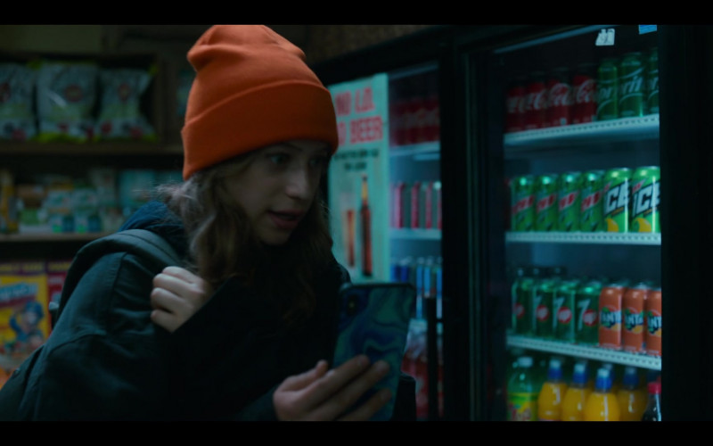 Coca-Cola, Fanta, Mtn Dew, 7Up in Grand Army S01E01 Brooklyn, 2020 (2020)