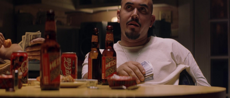 Coca-Cola Soda Drinks in Training Day (2001)