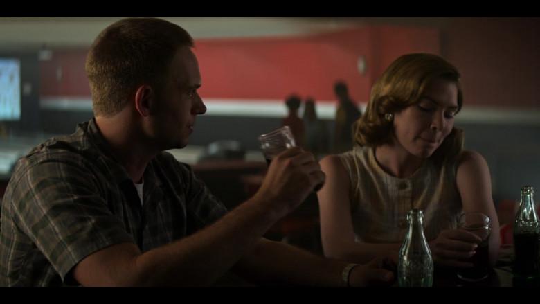 Coca-Cola Soda Enjoyed by Patrick J. Adams as John Glenn in The Right Stuff S01E03 TV Show (1)