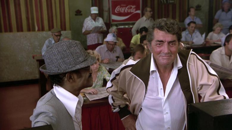 Coca-Cola Vending Machine in The Cannonball Run (1981)