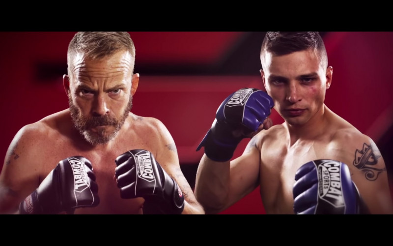 Combat MMA Gloves in Embattled Movie