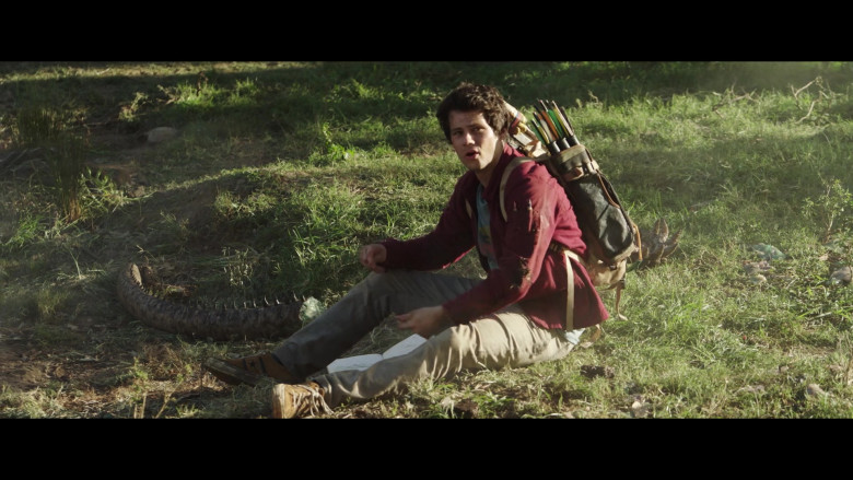 Converse Shoes of Dylan O'Brien as Joel Dawson in Love and Monsters (2)