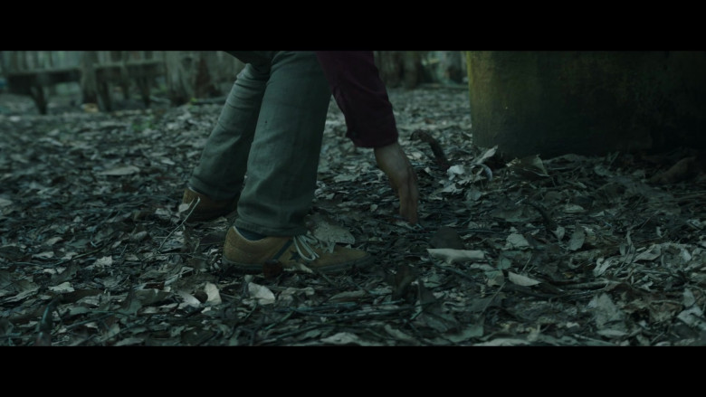 Converse Shoes of Dylan O'Brien as Joel Dawson in Love and Monsters (3)