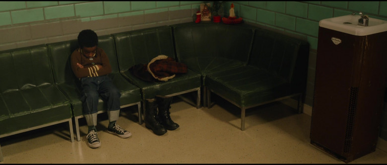Converse Sneakers of Jahzir Kadeem Bruno as Charlie Hansen in The Witches 2020 Movie (1)