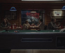 Coors Banquet Beer Sign in The Wolf of Snow Hollow (2020)