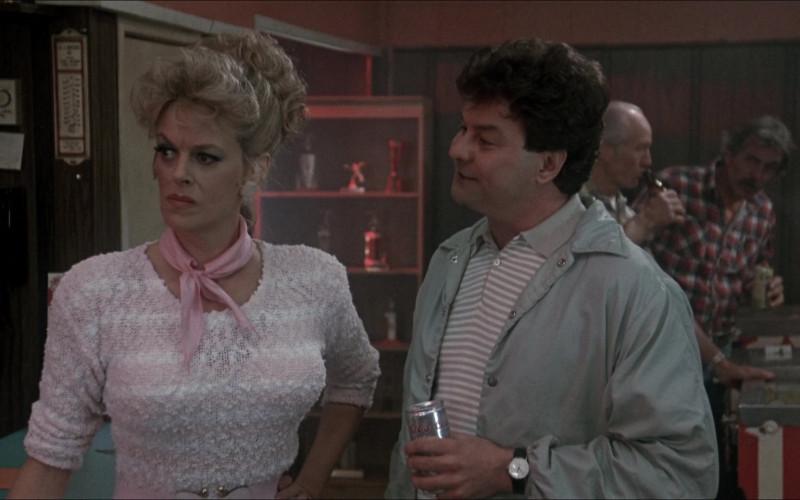 Coors Beer Can in Elvira Mistress of the Dark (1988)