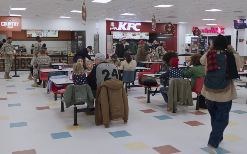 Country Style, KFC & Manchu Wok in We Are Who We Are S01E06 (2020)