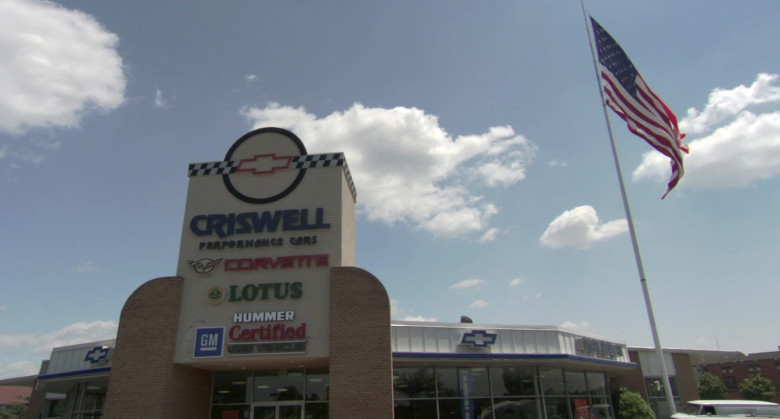 Criswell Auto Dealership in Borat (1)