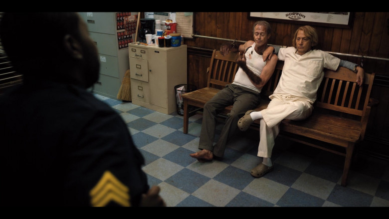 Crocs Shoes of Rob Schneider as Richie Hartman in Hubie Halloween (2)