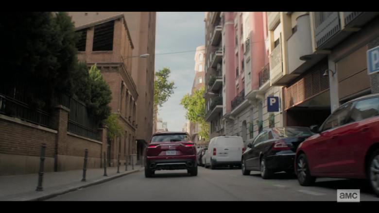 DS 7 Crossback Car of Sarah Snook in Soulmates S01E01 TV Show