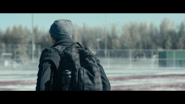 Dakine Backpack of Fin Argus as Zach Sobiech in Clouds Movie (3)