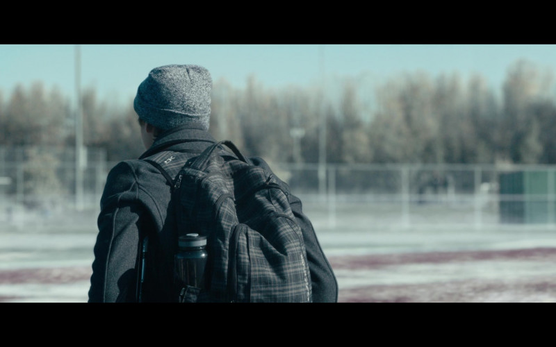 Dakine Backpack of Fin Argus as Zach Sobiech in Clouds Movie (3)