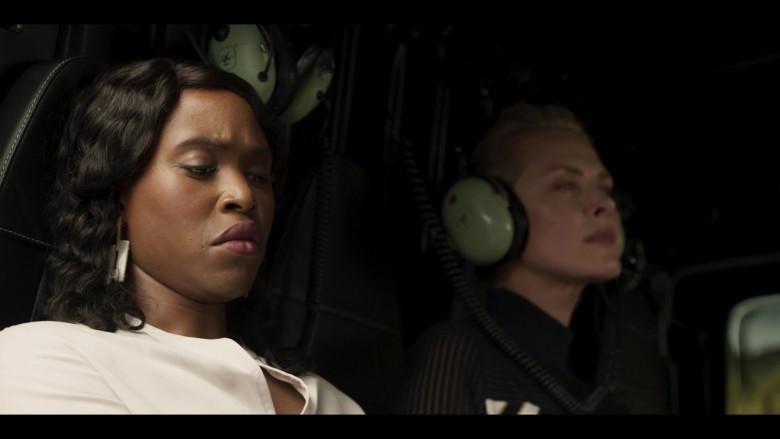 David Clark Headsets in Riviera S03E04 (2020)