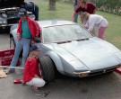 De Tomaso Pantera Sports Car in Cannonball Run II (1984)