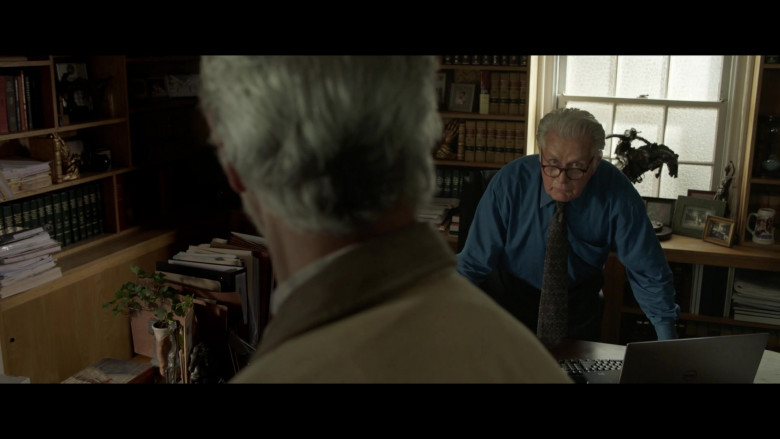 Dell Laptop of Martin Sheen as Ralph Wegis in The Devil Has a Name (2019)