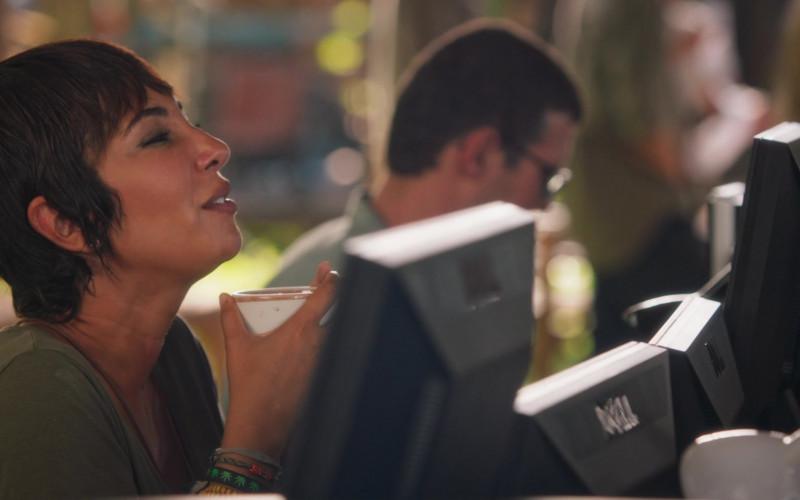 Dell Monitor Used by Jackie Cruz as Freddie in Tremors Shrieker Island (2020)