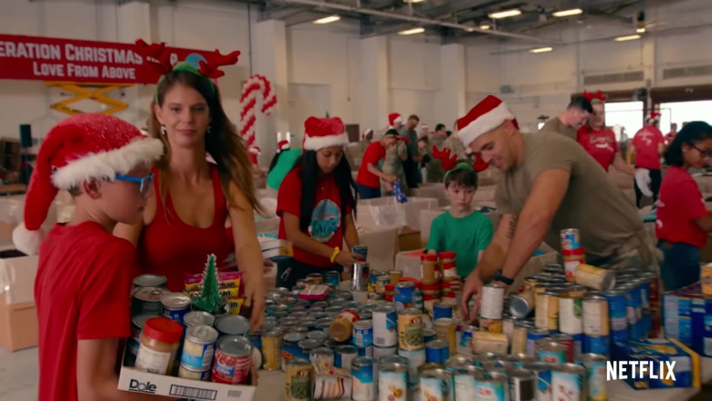 Dole in Operation Christmas Drop (2020)