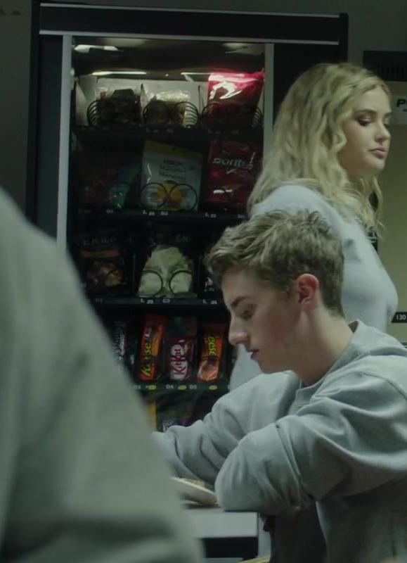 Doritos, Reese's, KitKat in Spontaneous