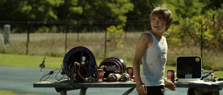 Dr Pepper Soda Enjoyed by Dakota Goyo as Max Kenton in Real Steel (2)