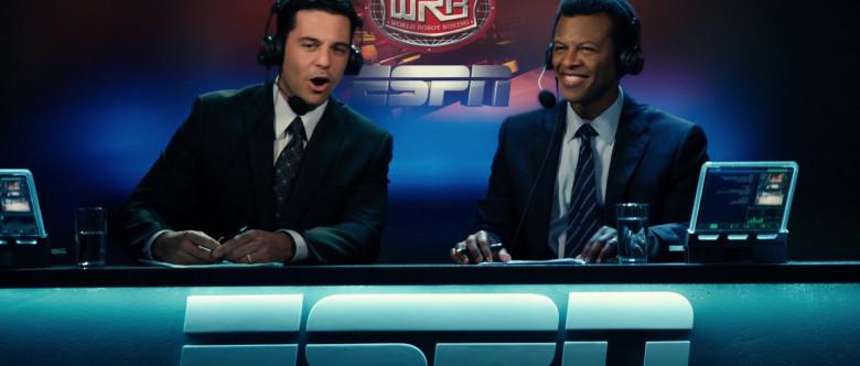 ESPN TV Channel in Real Steel (3)